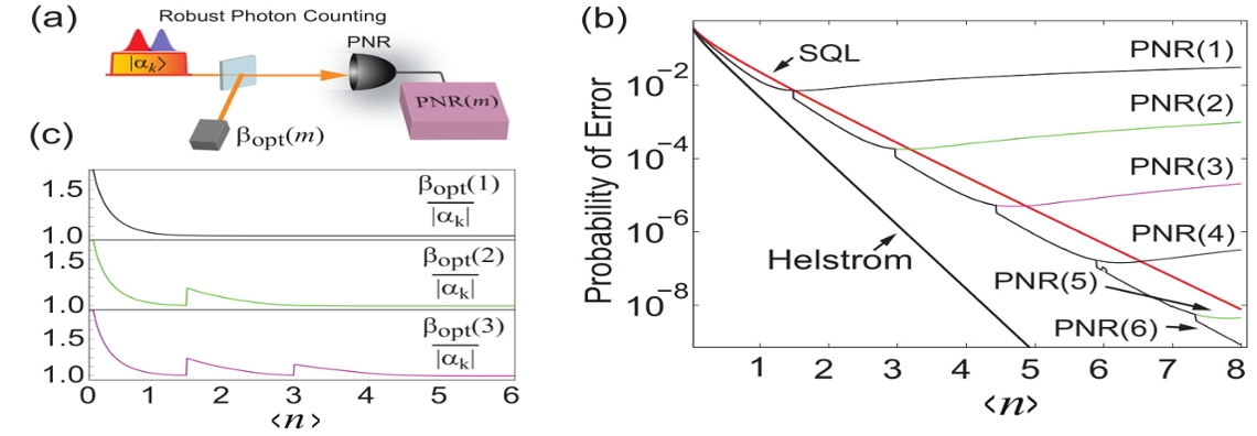 Robust Measurement for the Discrimination of Binary Coherent States