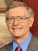 W. E.  Moerner, Stanford University, 2014 Nobel Laureate in Chemistry